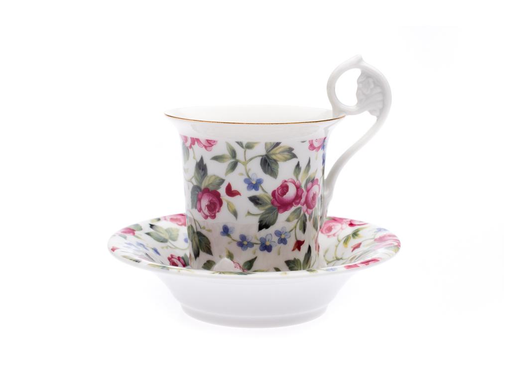 salek na kavu ruze mak leander porcelanovy svet