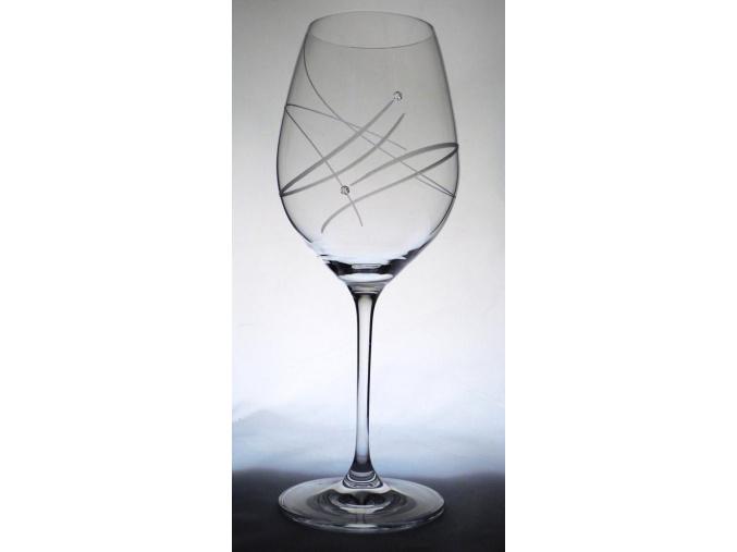 sklenice na vino celebration 470
