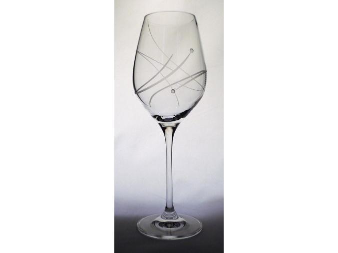 sklenice na vino celebration 360
