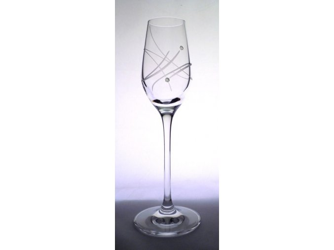 sklenice na likery celebration 95