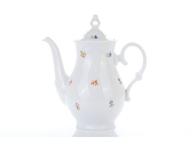 kavova konvice 1200 ml ophelia hazenka porcelanovy svet