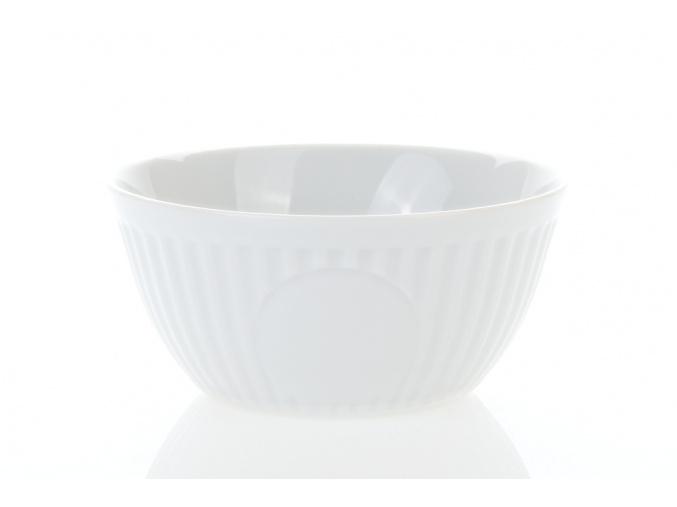 miska mozart bílá 14 cm český porcelán