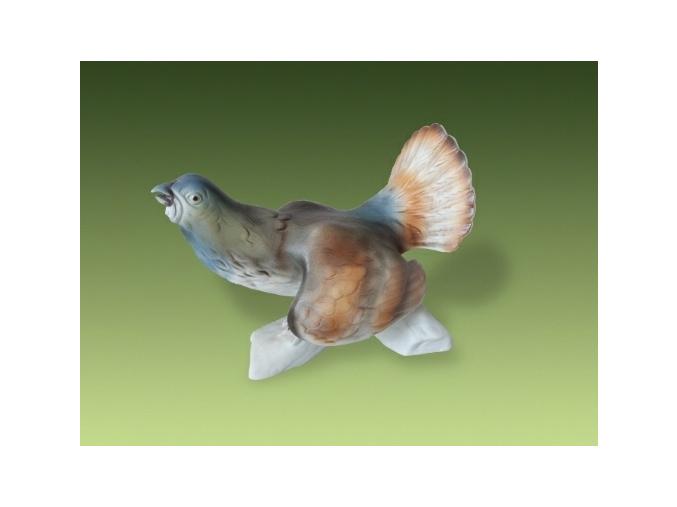 tetrev porcelanova figurka royal dux pastel