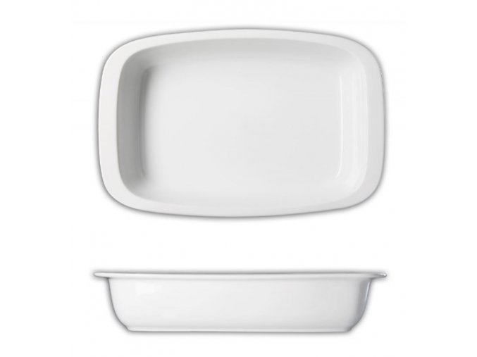 zapekaci misa na lasgne 39 cesky porcelan, thun