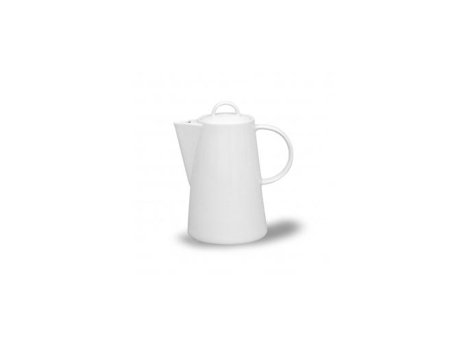 Tom, konvice kávová 1,2 l, bílá, Thun