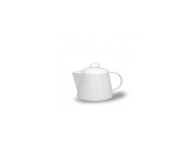Tom, konvice čajová 1,3 l, bílá, Thun