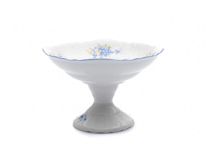 misa kompotova na noze bernadotte pomnenky cesky porcelan thun porcelanovy svet