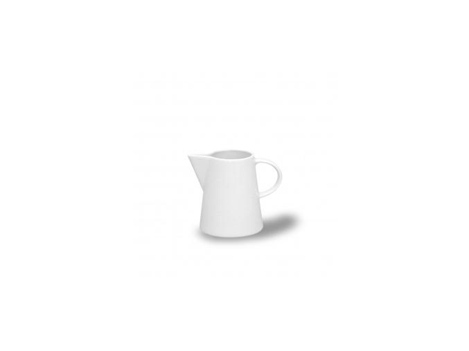 Tom, mlékovka vysoká, bílá, Thun