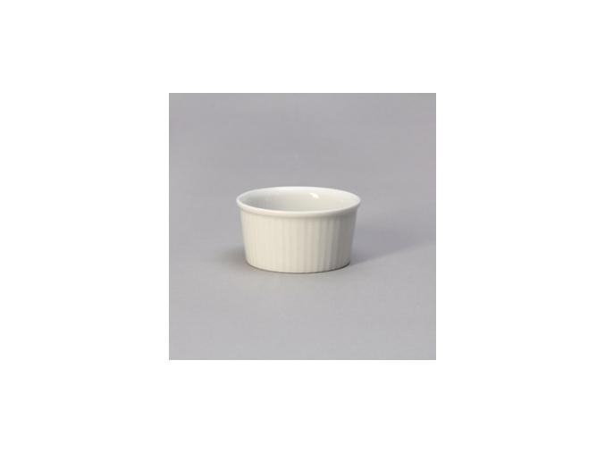Zapékací miska na muffiny, bílá, Thun