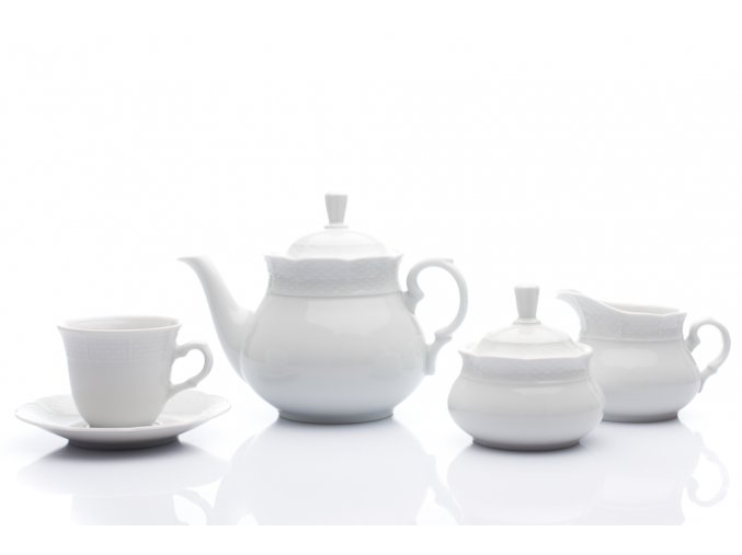 cajova souprava natalie bila cesky porcelan thun porcelanovy svet