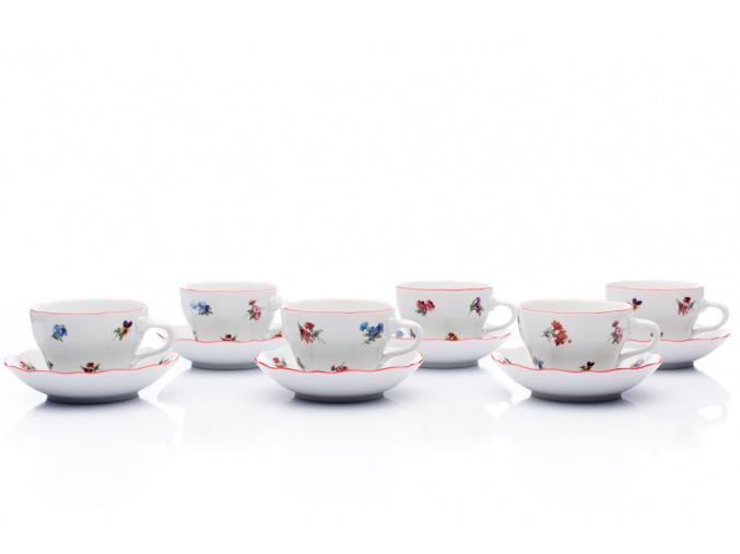 sada salku hazenky cesky porcelan porcelanovy svet