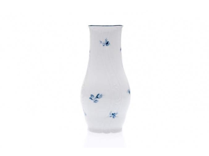 váza bernadotte modré růžičky thun porcelanovy svet