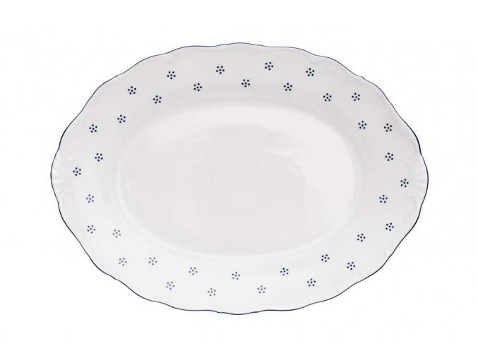 mísa oválná 36 verona valbella g.benedikt porcelanovy svet