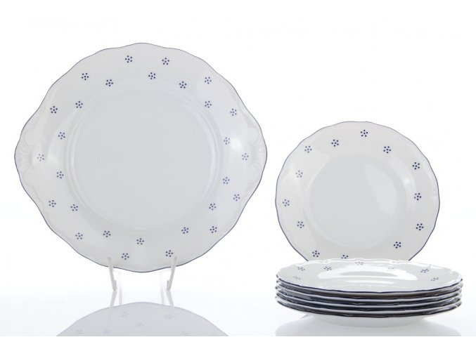 kolacova souprava valbela porcelan g.benedikt porcelanovy svet