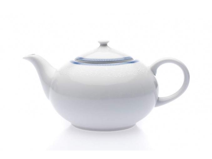 čajová konvice opal krajka thun porcelanovy svet