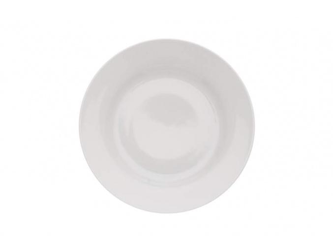 talíř hluboký rona bílý g.benedikt porcelanovy svet