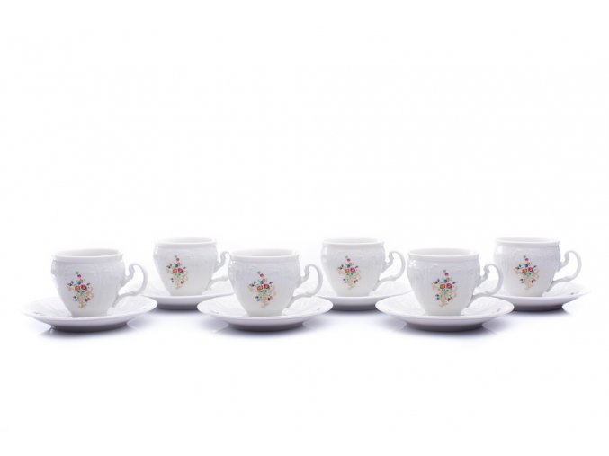 kavove salky bernadotte pestrobarevne kvety porcelan thun porcelanovy svet