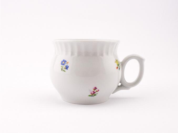 Hrnek Darume, 0,29 l, Český porcelán Dubí, házenka