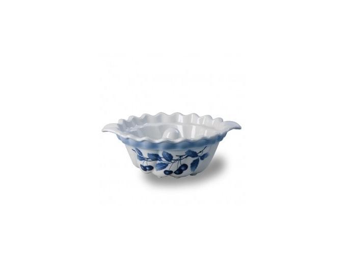 Bábovka 27 cm, blue cherry