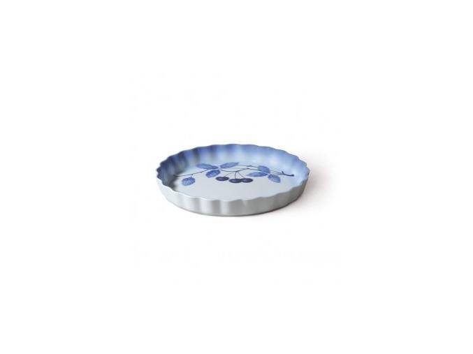 Mísa zapékací kulatá, 30, blue cherry