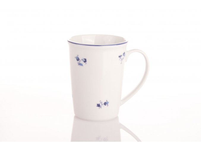 hrnek erin modra hazenka český porcelan porcelanovy svet