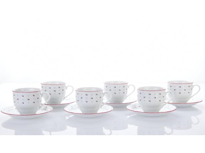 sada salku vysokych s podsalkem Franceska karlovarsky porcelan porcelanovy svet