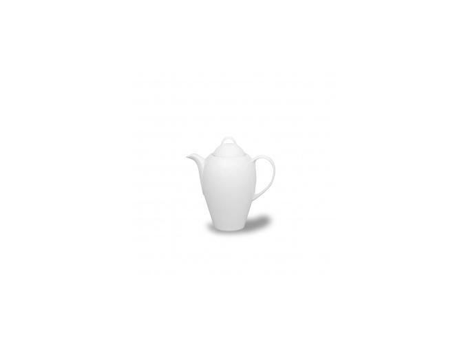 menší konvice vysoká 350 ml saphyr bílý thun porcelánový svět