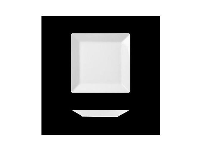 Actual, hranatý talíř mělký 27 cm, Suisse Langenthal
