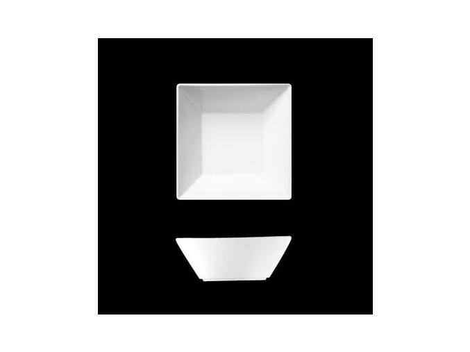 Actual, miska čtyřhranná 14 cm, Suisse Langenthal