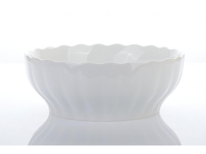 misa zadelavaci 26,5 cm cesky porcelan