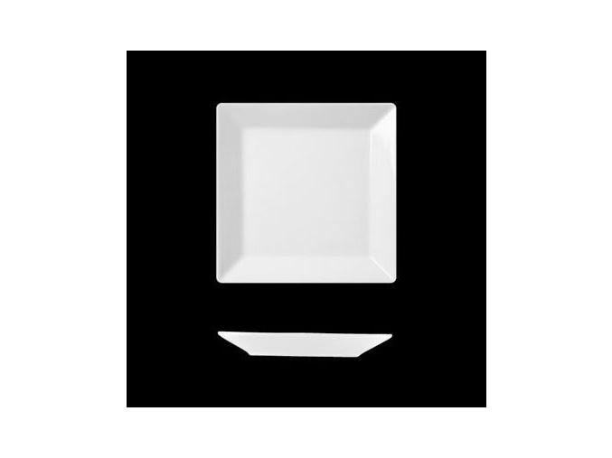 Actual, hranatý talíř dezertní 21 cm, Suisse Langenthal