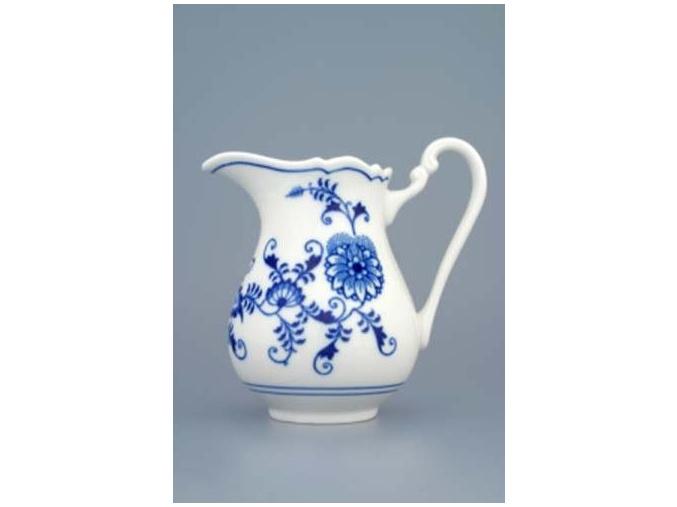 Mlékovka vysoká  0,50 l,  cibulák,  Český porcelán
