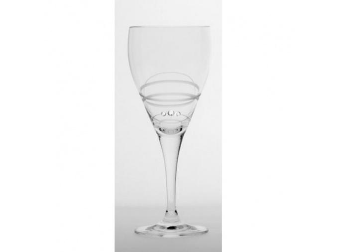 Sklenice na červené víno Diamante New Orbit, 360 ml (6 ks)