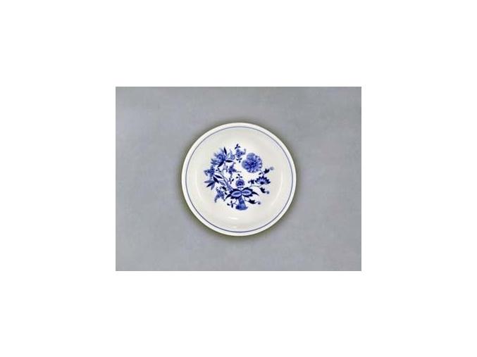 Mísa zapékací kulatá malá  4,3 cm, cibulák, Český porcelán