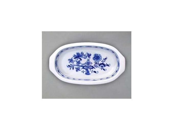 Mísa zapékací s uchy  0,40 l,  cibulák, Český porcelán