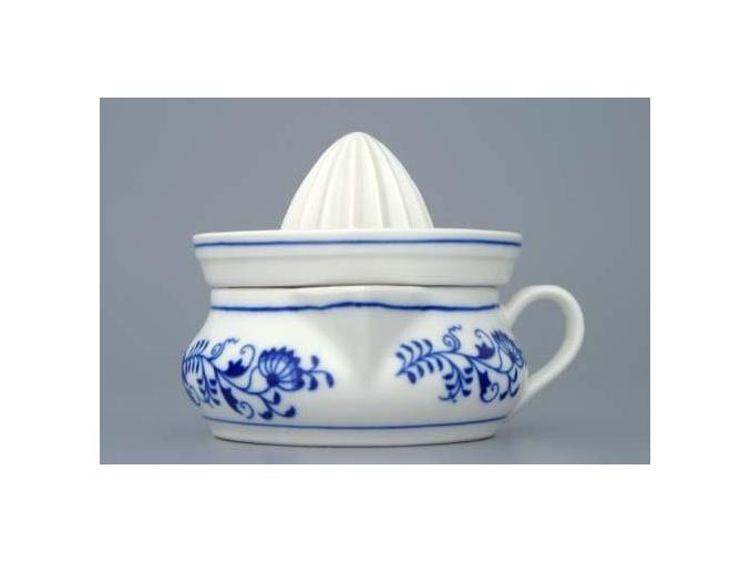 Lis na citrón - 2 dílný komplet  310 g,  cibulák, Český porcelán