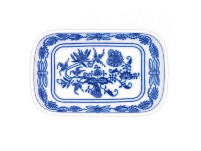 Miska AERO střední 14,5 x 10 cm, cibulák, Český porcelán