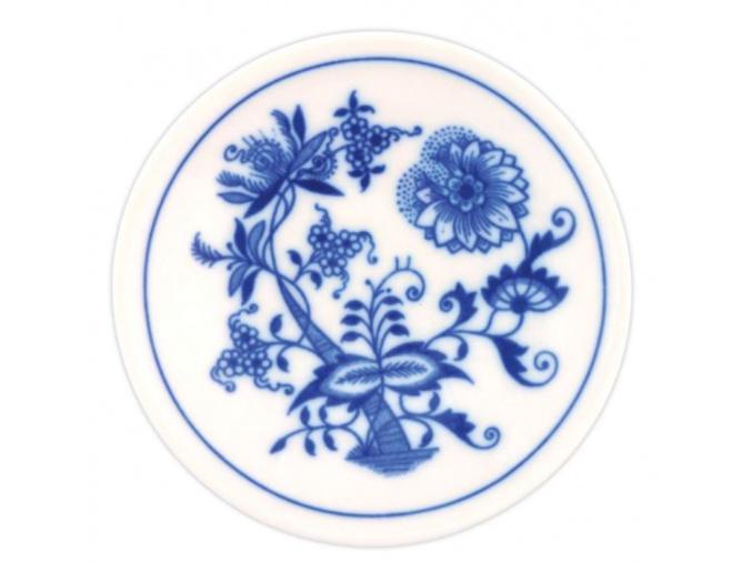 Miska hladká 10 cm, cibulák, Český porcelán
