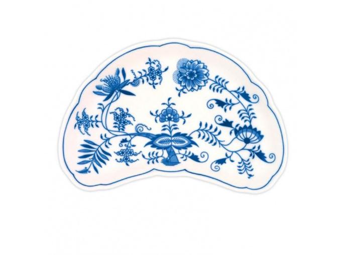 Miska na kosti 22 cm, cibulák, Český porcelán