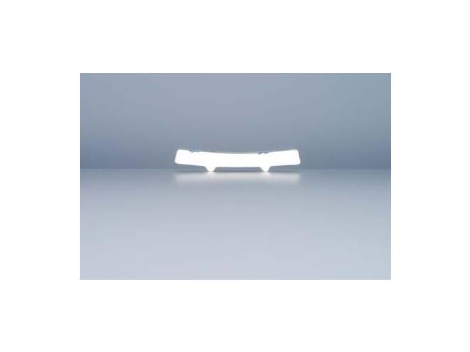 Podložka pod hůlky II  6,0 x 1,8 cm, cibulák, Český porcelán
