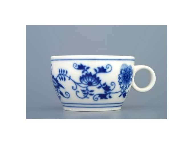 Šálek AERO 0,13 l, cibulák, Český porcelán