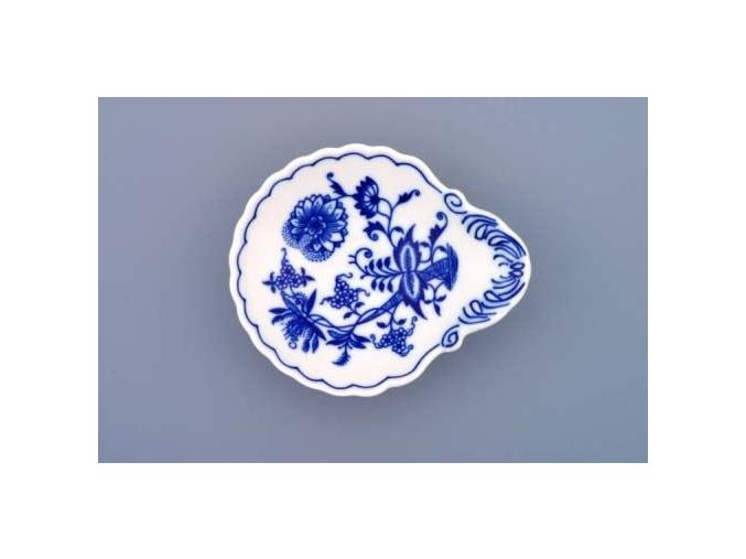 Miska na džem, 12,5 cm, cibulák, Český porcelán