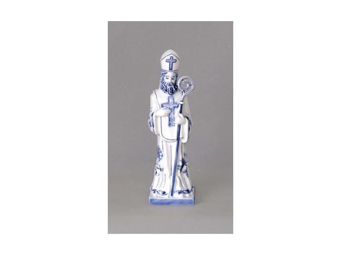 Mikuláš-Dux, 26 cm, cibulák, Český porcelán
