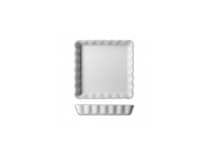 zapékací koláčová mísa 19 cm porcelán thun