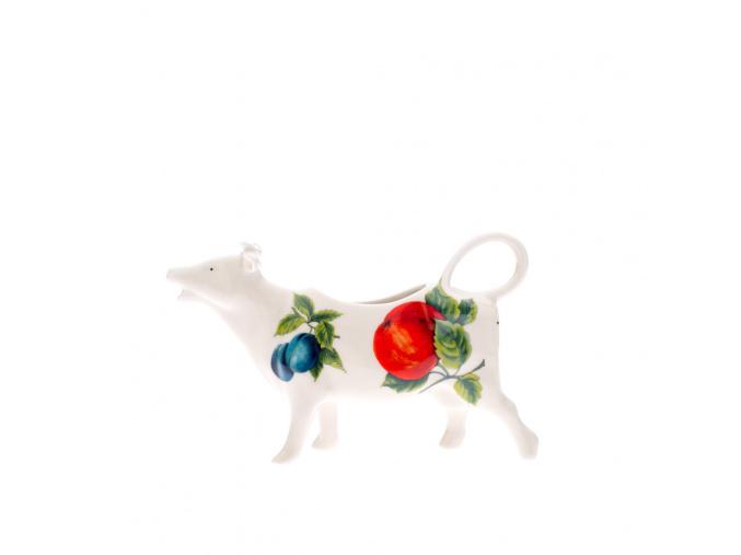 Mlékovka - kravička, 0,07 l, ovoce, slonová kost