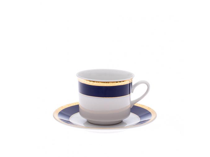 Sabina, čajový šálek s podšálkem (6 ks)