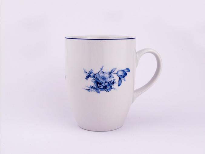 hrenk modra ruze porcelanovy svet