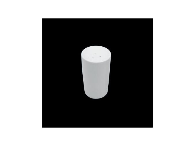 Slánka sypací 7,8 cm, bílý porcelán, Pureline, Lilien