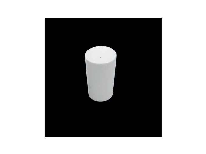 Pepřenka sypací 7,8 cm, bílý porcelán, Pureline, Lilien
