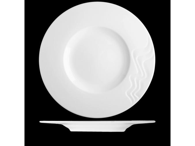 Nová Melodie, talíř, 33 cm